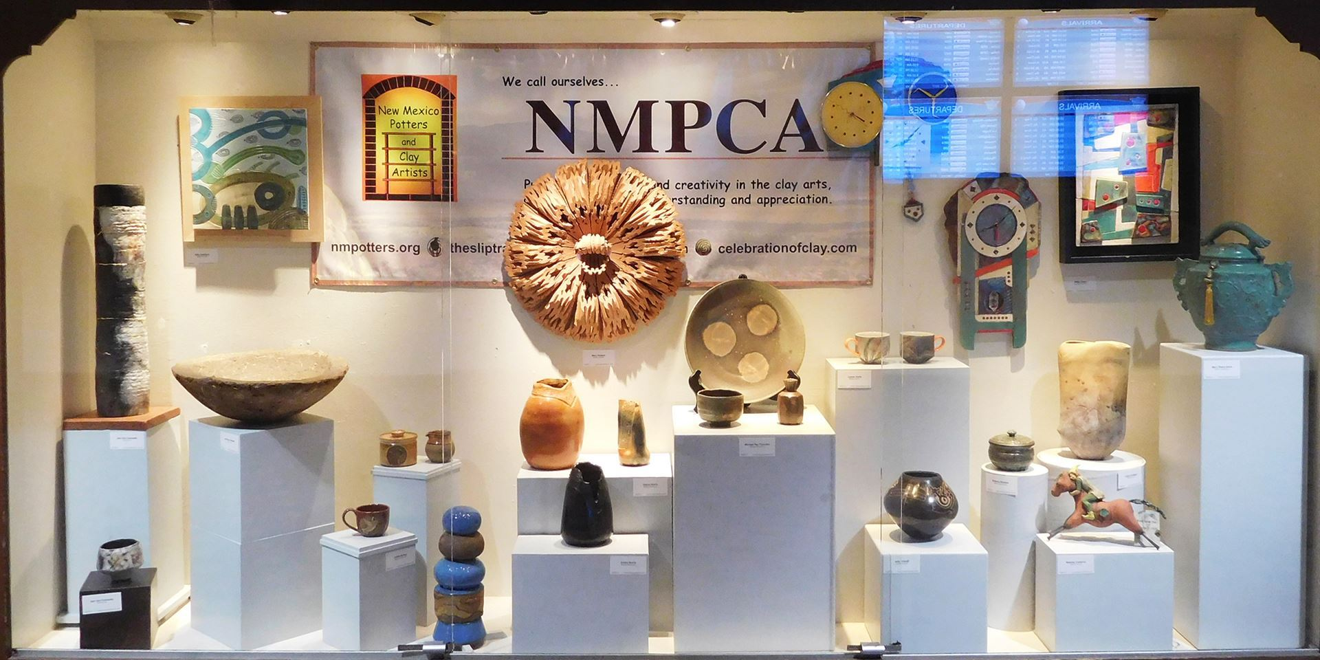 NMPCA Sunport Exhibit, 2017